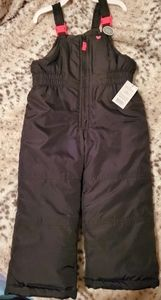Carters girls snow suit